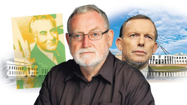 Witness to an evolution: Ross Gittins has seen it all, from Whitlam to Abbott.