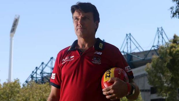 Saving grace: Paul Roos knows the dangers of being seen as a saviour.