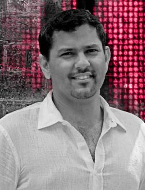 Dinesh ''Danny'' Bhandari: his fortune is estimated at $32 million in last year's Young Rich List.