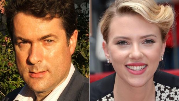 Boycott: Associate Professor Jake Lynch; actress Scarlett Johansson.