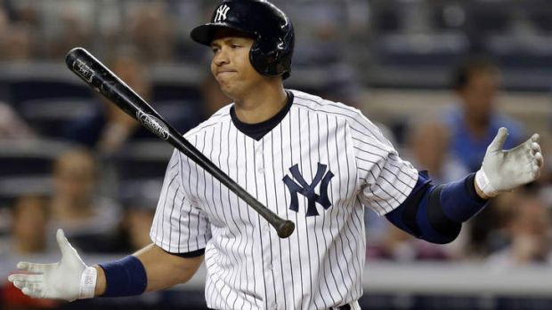 'A-Rod' was banned over evidence collected in the Biogenesis clinic doping scandal.