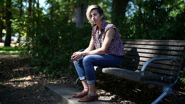 Out of the shadows: Sally Shipard has worked hard to control her eating disorder.