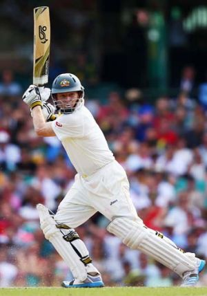 Only three of Chris Rogers' 257 first-class matches have come outside of Australia or England
