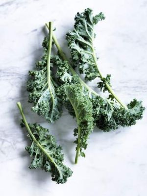 Kale ... worth putting on your face?