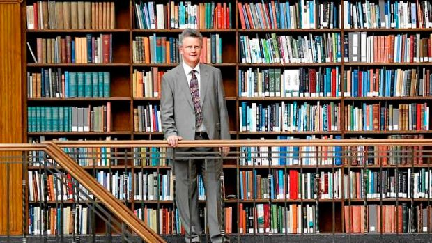 Outcry ... angry authors have called on Chief Librarian Alex Byrne to convene a public meeting to explain the changes.