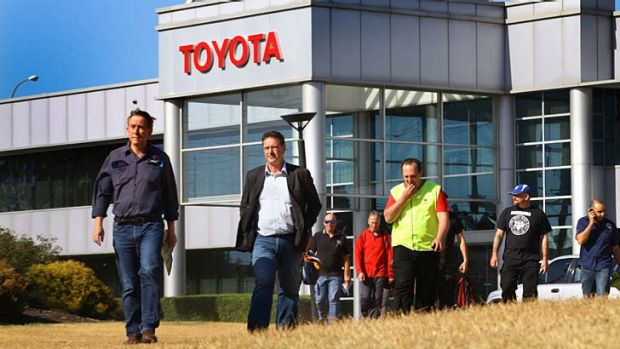 """The implication is that the problems Toyota and the rest of the industry face in this country are profound""."