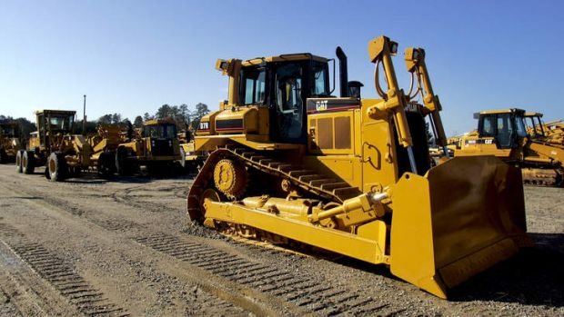 Bidding: Heavy equipment tenders can be costly to run.