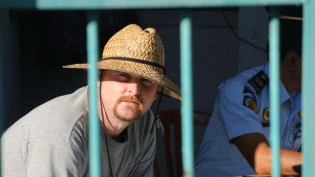 Martin Stephens, one of the Bali Nine