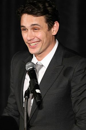 Tough sell ... James Franco set to make the movies about the worst-film-of-all-time, <i>The Room</i>.
