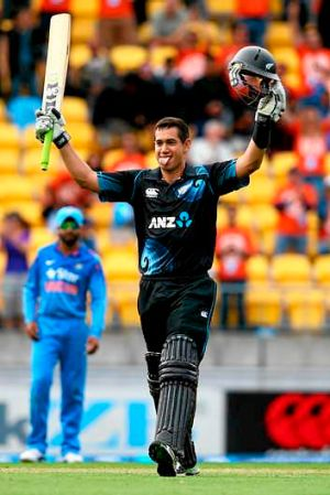 ANZ - sponsor of the New Zealand cricket team  - caught the selectors' eye with its growing Asian business