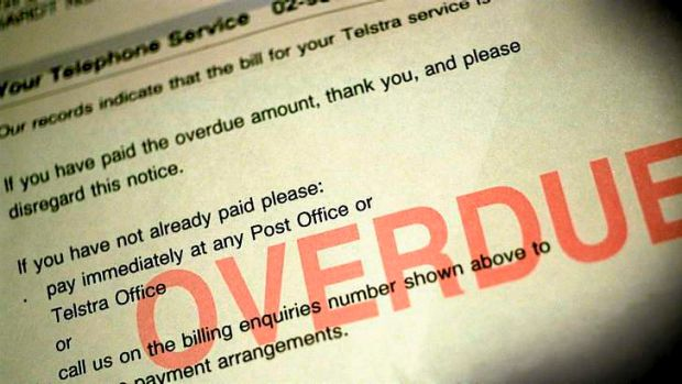 If you haven?t been paying your bills on time, perhaps you should be concerned.