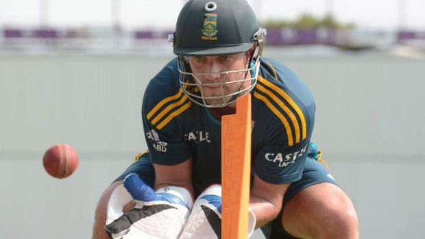 Underdone: South Africa's AB de Villiers is one of several players who have had little match practice leading into the ...
