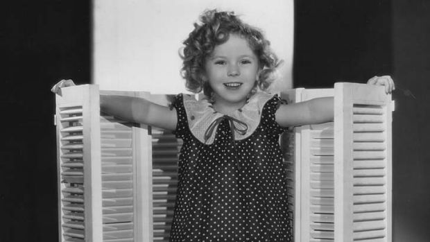 Golden girl: Shirley Temple has died at the age of 85.