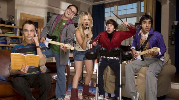Unstoppable ... <i>The Big Bang Theory</i> will go to at least a 10th season.