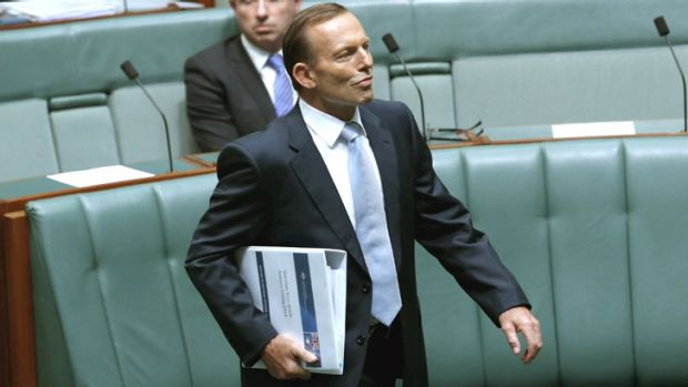 """Aboriginal policy has become personal rather than just political"": Prime Minister Tony Abbott."