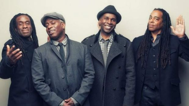 Living Colour's fusion of funk and metal has stood the test of time.