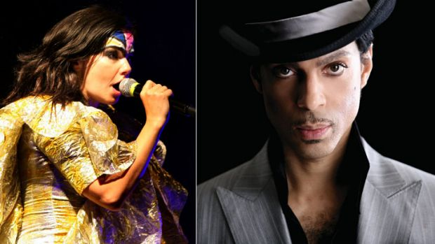 Compellingly emotive: Bjork. Right: Prince's <i>I Wanna Be Your Lover</i> is an irresistible slice of breezy '70s R&B.