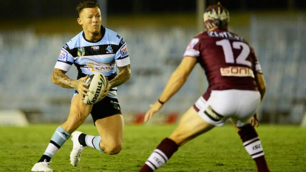 Game changer: Todd Carney.