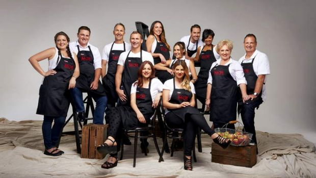 Sour taste: this season's batch of <i>My Kitchen Rules</i> contestants need to sharpen up.