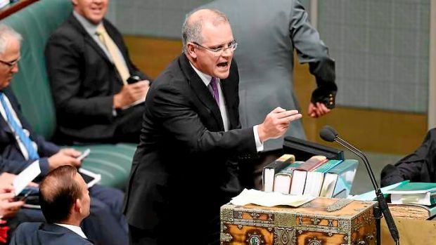 Immigration Minister Scott Morrison should not personally decide the fate of asylum seekers not deemed refugees.
