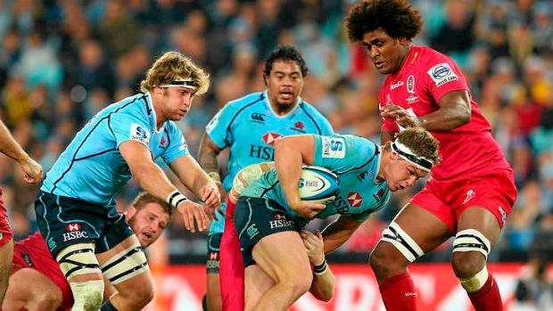 The best of friends: Could traditional rivals NSW and Queensland be playing together?