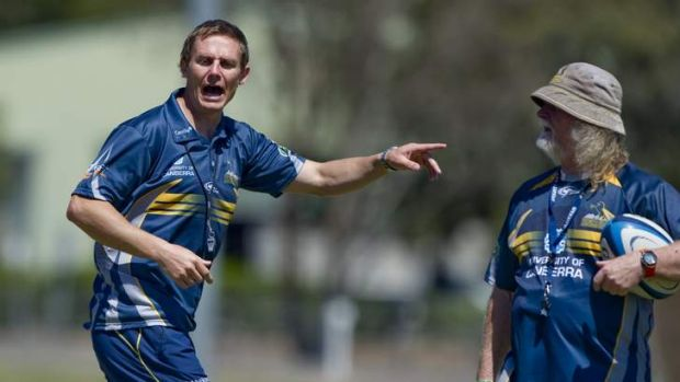 How will the Stephen Larkham-Laurie Fisher coaching partnership work?