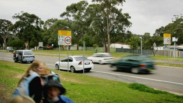 More than 500 drivers a day were fined for speeding in school zones late last year despite hundreds of extra flashing ...