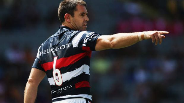"""""""It's great to have this, it's a great initiative"""": league legend Brad Fittler."""