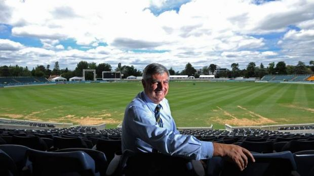 Cricket ACT boss Mark Vergano says local cricketers should be excited about the quality of international players ...