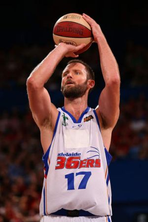 Anthony Petrie of the Adelaide 36ers is originally from Canberra.
