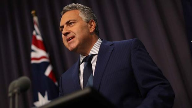 G20 meeting: Treasurer Joe Hockey wants a weaker dollar.