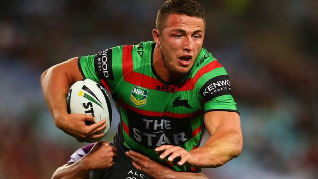 Switch: Sam Burgess' move could known soon.
