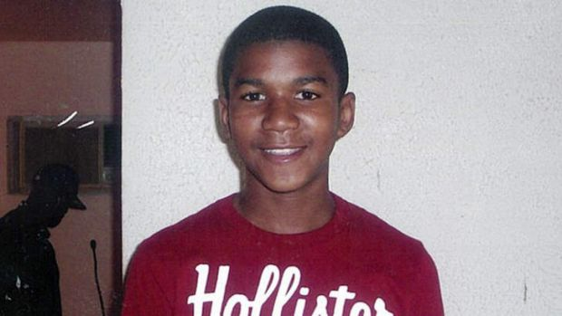 Shot and killed: Trayvon Martin.