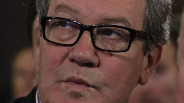 Alexander Downer is headed for London.