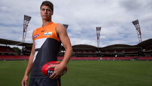 Jon Patton is glad the Giants didn't recruit Lance Franklin.