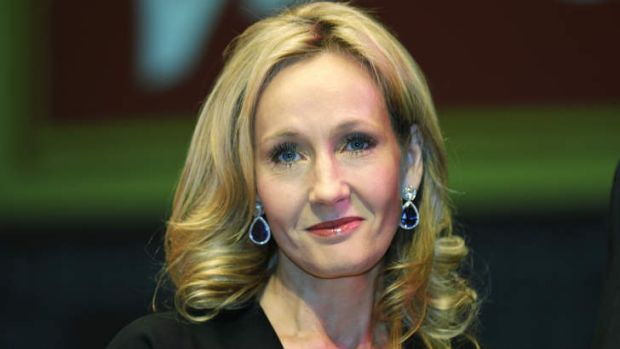 Second thriller ... British author J.K. Rowling is back with a novel involving a writer whose acid-tipped pen may have ...