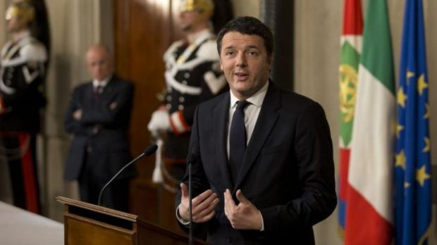 Once installed as prime minister, Matteo Renzi pledged to deliver reforms in quick-fire succession.