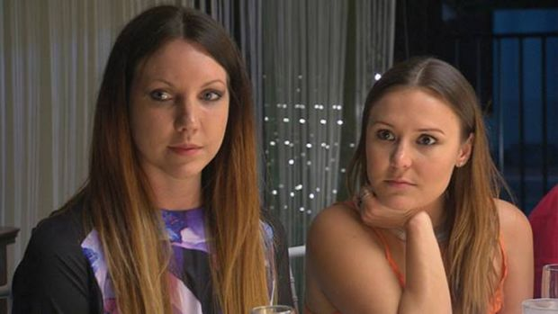 Aside from cooking cartoon characters ... Is there a change in tune from Chloe and Kelly?