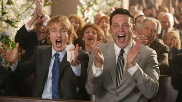 Don't try this at home ... a craze of putting eye-drops in drinks was sparked by Owen Wilson and Vince Vaughn in <i>The ...