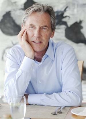Luca Belgiorno-Nettis, executive director of Transfield Holdings, which founded the biennale in 1973.