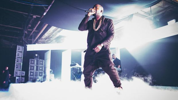 <i>Yeezus</i> examines Kanye West's pressures, fears and (inevitable) triumphs.