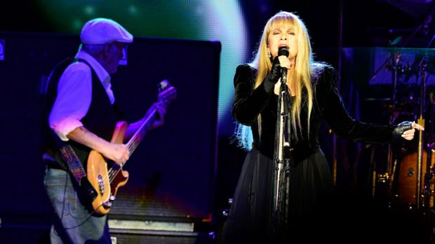 Stevie Nicks (right) has written poems about <i>Game of Thrones</i> characters.