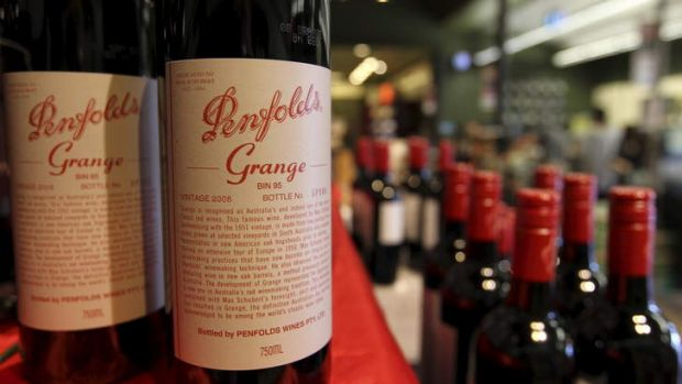 Treasury Wine Estates chief Michael Clarke says the winemaker, which owns brands such as Penfolds and Wolf Blass, 'must ...