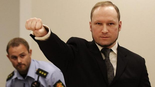 Mass murderer Anders Behring Breivik, who hunted down and shot 77 people, describes the conditions of his imprisonment ...