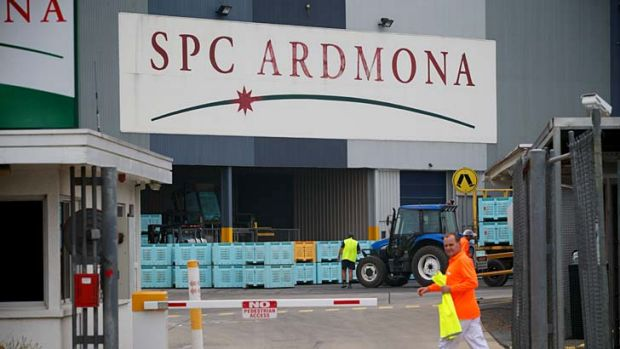 """""""Aussie consumers are demanding more and more home-grown products"""": SPC Managing Director Peter Kelly."""
