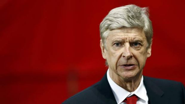 Cause for concern: Arsenal's manager Arsene Wenger.