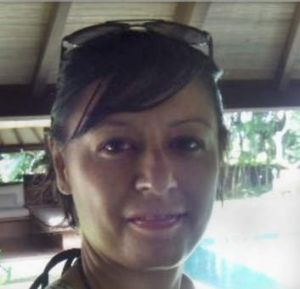 Arrested in Bali: Leeza Ormsby.