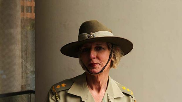 Lieutenant Colonel McGregor will feature on ABC's Australian Story next week.