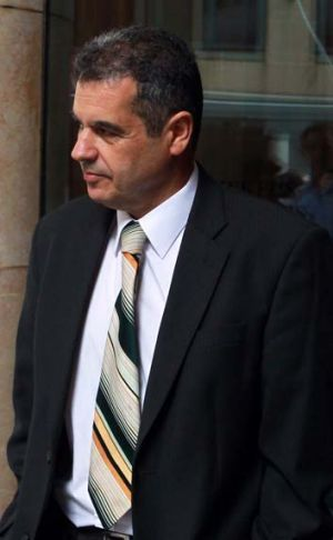 Accused of soliciting more than $1.5 million in loans from workmates and contractors: Joe Camilleri.