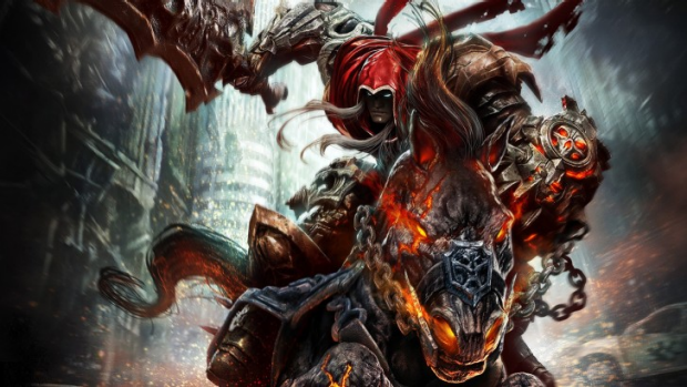 It didn't have a single original thought in its head, but Darksiders still managed to be fantastic.